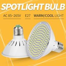 MR16 LED Bulb GU10 Spotlight GU5.3 220V Spot Light LED Lamp 5W 7W 9W 15W 20W Bombilla E14 LED Corn Bulb E27 Lighting B22 2835SMD цена