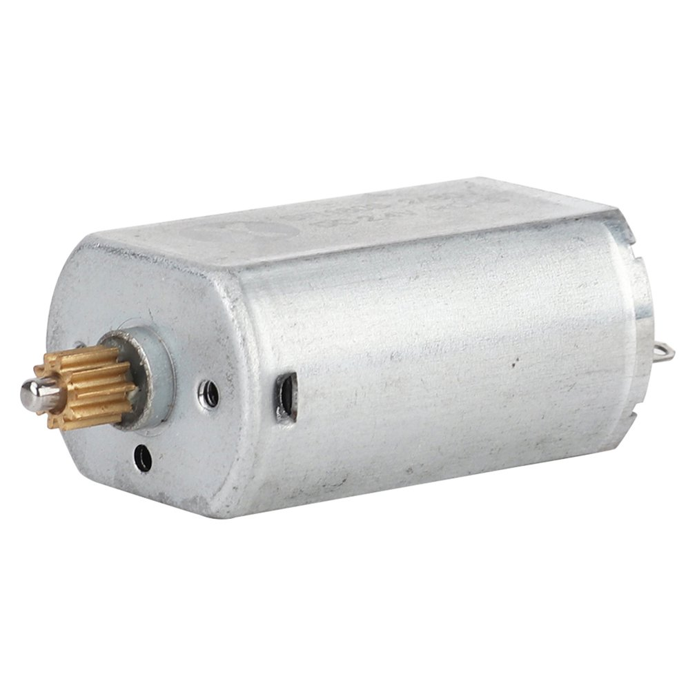 WPL Speed Shield 25500KV 7.2V 180 Metal Motor With Cupric Tooth Suitable For All Military RC Truck Simulation Accessories