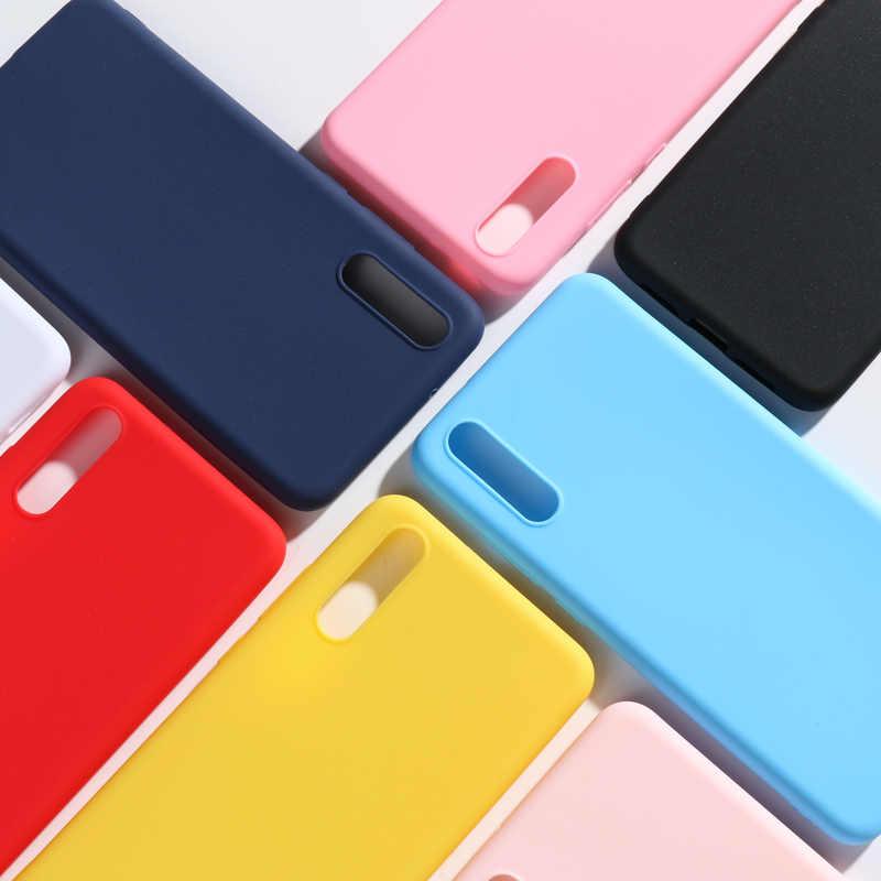 Cover Sottile per Samsung Note 8 Huawei P8 P10 Lite Mate 10 Lite Pro in Silicone