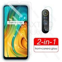 Realmi c3 vidro da câmera para oppo realme c21 c3 c11 c15 c 3 11 15 21 óculos de proteção em realmec3 6.5 cover film capa de filme de telefone