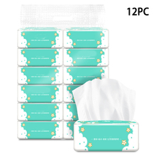12PC Native Wood Pulp Tissue Household Kitchen Comfortable Soft Bathroom Toilet Paper No Fragrance Hotel Home Toilet Tissue oem 12pc no