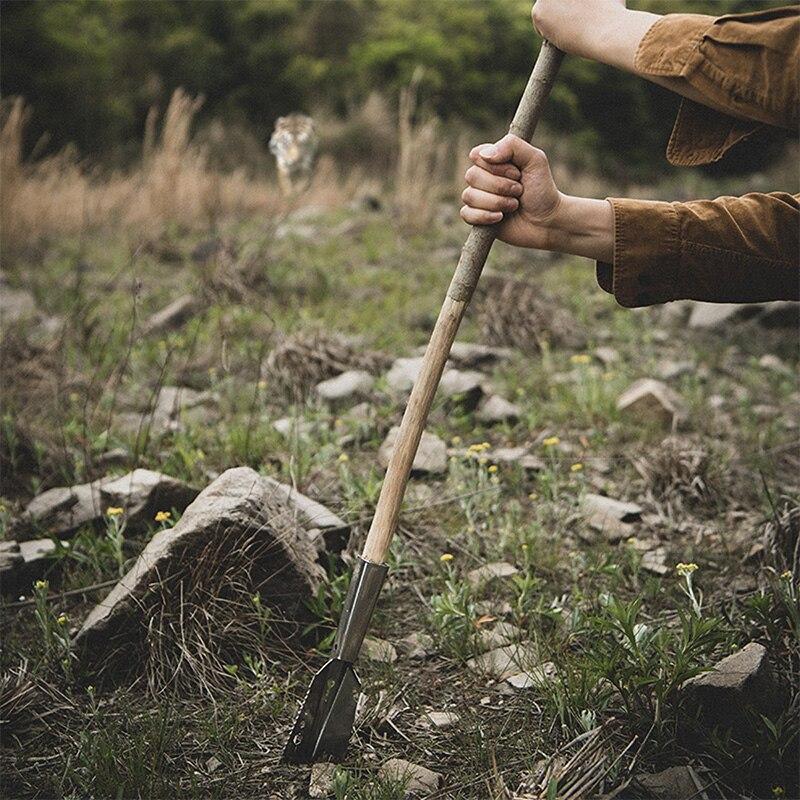 livre pa de mao portatil jardinagem acampamento 05