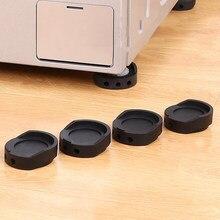 Coussinets Anti-vibrations pour Machine à laver, 4 pièces, Anti-bruit, secouage, marche, absorption des chocs, antidérapants