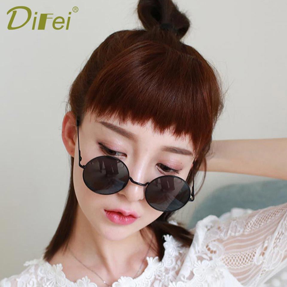 DIFEI Cheap Synthetic Hair Bangs for Women Clip in Bang Hair Extensions for Lady Short Straight Bang Hair Pieces