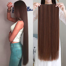 Женские сверхдлинные термостойкие синтетические волосы mstn