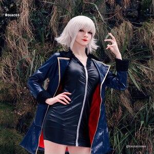 Image 4 - ROLECOS FGO Alter Cosplay Fate Grand Auftrag Anime Kostüme Maische Kyrielight Saber Cosplay Frauen Sexy Kostüme Spiel Jeanne dArc