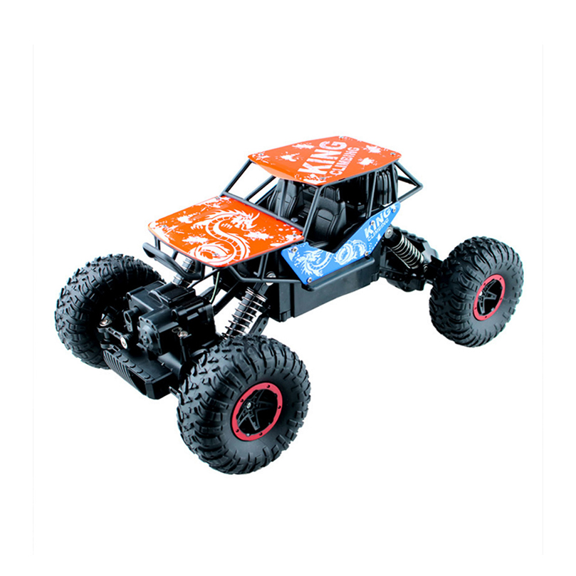 1:12 4WD RC Car 2.4G Radio Control RC Climbing Car Bigfoot Off-Road Alloy Remote Control Vehicle Boys Toys for Children image
