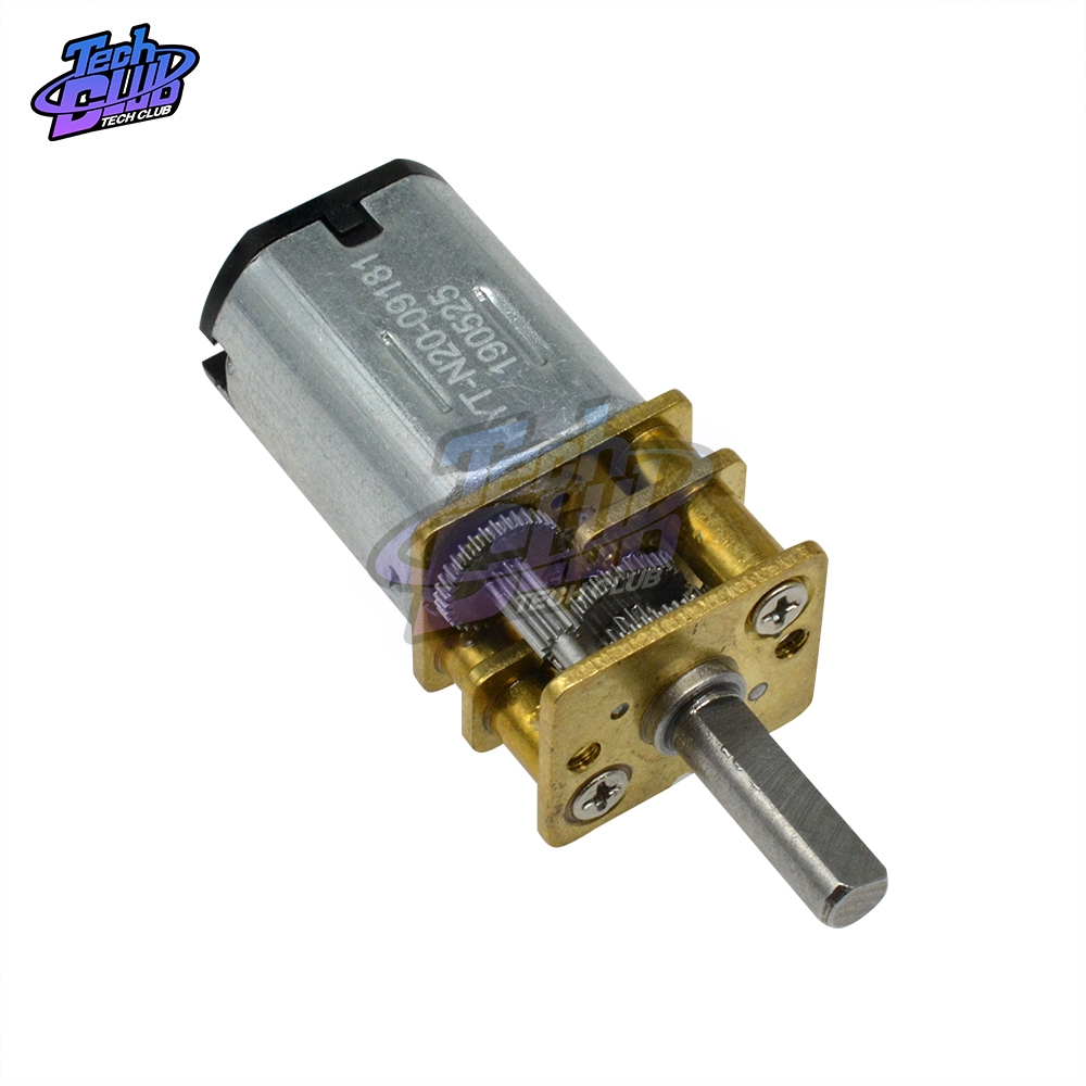 GA12-<font><b>N20</b></font> DC 3V 6V 12V 100RPM <font><b>N20</b></font> Micro Speed <font><b>Gear</b></font> <font><b>Motor</b></font> Reduction <font><b>Gear</b></font> <font><b>Motors</b></font> With Metal Gearbox Wheel Diy Kits image