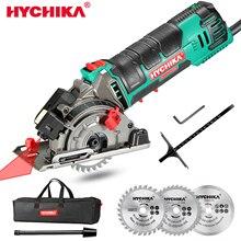 Circular-Saw Tube Power-Tool Cut Wood Laser HYCHIKA Multifunctional 120V Mini 500W