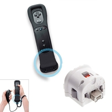 Motion Plus Adapter, Replacement Sensor Accelerator Compatible with Wii Remote Controller