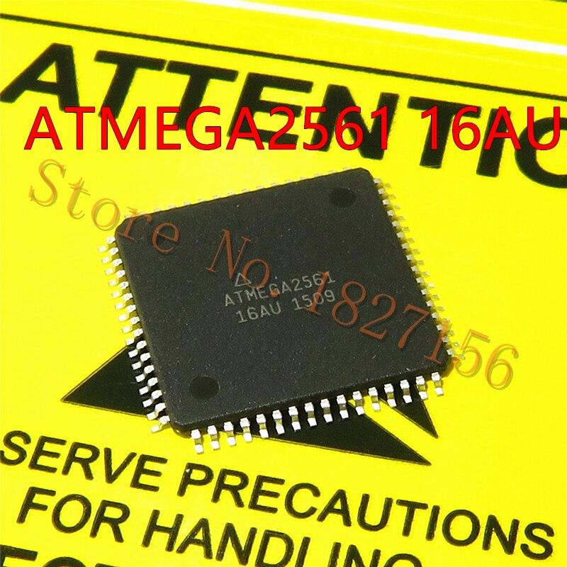 In Stock ATMEGA2561-16AU ATMEGA2561 Patch QFP64 Please Consult