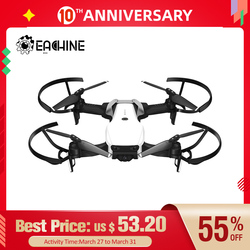 Clearance Price Eachine E511 WIFI FPV 1080P / 720P HD Camera Headless Mode 16Mins Flight Time Foldable RC Drone Quadcopter
