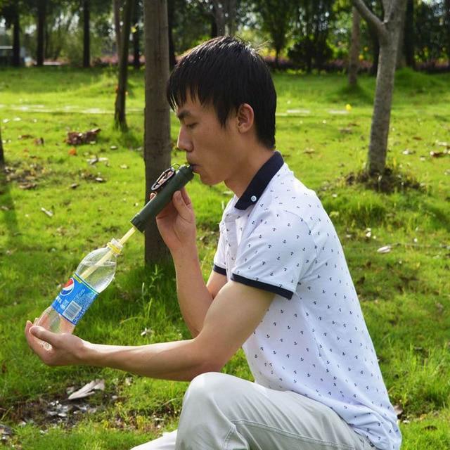 Wilderness Personal Water Filter 4