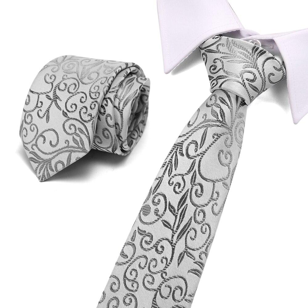 Mens Ties Luxury Floral Neckties 7.5 Cm Tie Wedding Shirt Collar Men Ties For Men Gifts For Men10061