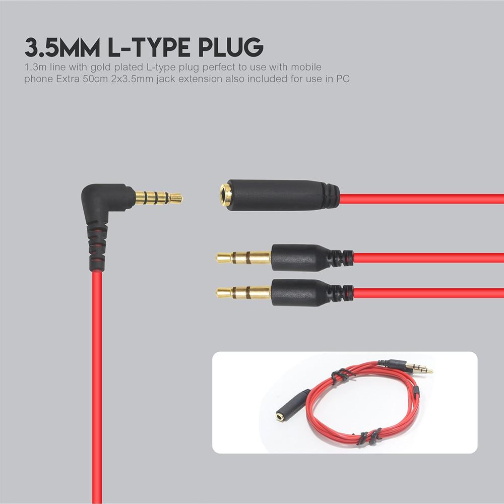 Fantech EG1 In-Ear Gaming Earphone 11