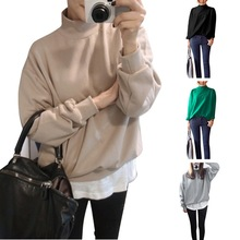 JODIMITTY Wholesale Cute Women Hoodies Pullover 9 colors 201
