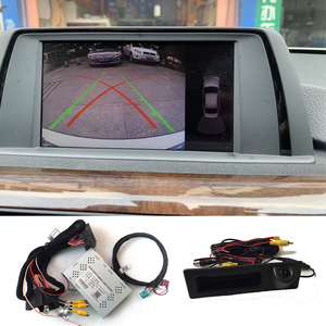 Car Camera Interface for bmw nbt system 1/2/3/4/5/7Series reversing Image Reverse Decoder Module f10 f30 f35 f20 for bmw mini