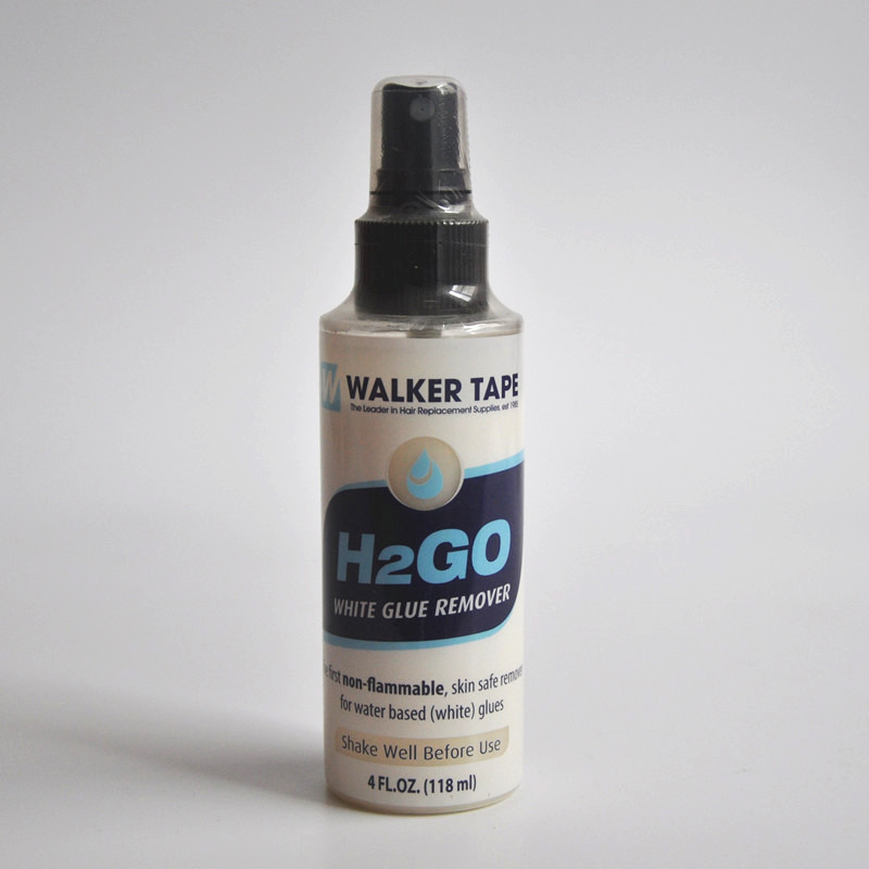 4FL.OZ(118ml) Walker H2GO Great White Glue Remover The First Non-flammable Skin Safe Remover For Water Based (white) Glues