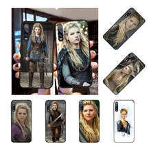 Nbdruicai tv vikings lagertha capa para huawei nova 2 plus 2s 2i 3i 3e 4e 5 5i pro(China)