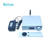 Dual AK4493 SU9 + Bluetooth 5.0 + Amanero USB DAC Decoder Support DSD HIFI digital to analog audio converter