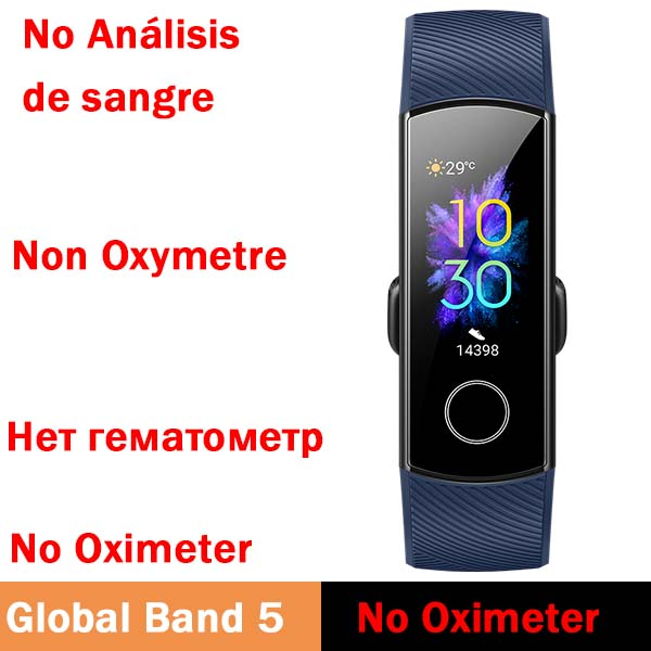 Global band 5 blue