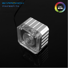 Barrowch FBSP17A PWM variable speed 17W pump built-in RGB Metal cooling kit