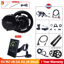 Electric-Bike-Conversion-Kit Mid-Drive-Motor Ebike BBS01 Bicycle-Middle-Engine-Parts