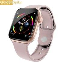 2020 caliente smart watch Monitor de ritmo cardíaco pulsera inteligente para huawei xiaomi samsung apple Teléfono para hombres y mujeres reloj pk w34 reloj IWO