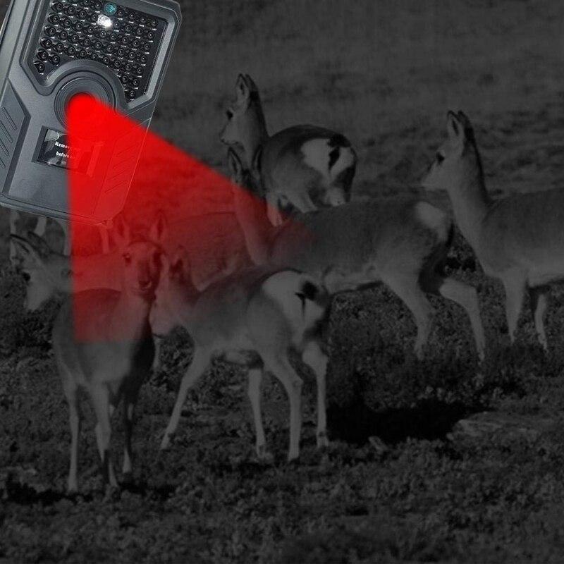 câmera térmica da vida selvagem da came de captura multifuncional