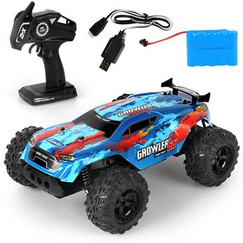 цена на Rc Car 1:144WD Remote Control Car Off-road High Speed Racing 2.4G Radio Remote Control Car Toy Off-road Vehicle Electric RC Toy