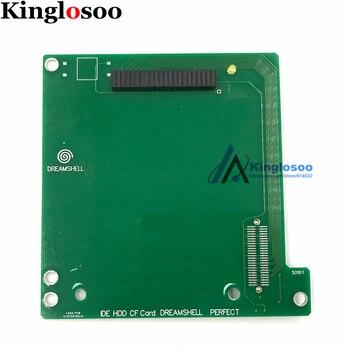 Dreamcast CC consola de juegos Disco Duro juegos VA1 VA0 tablero pequeño