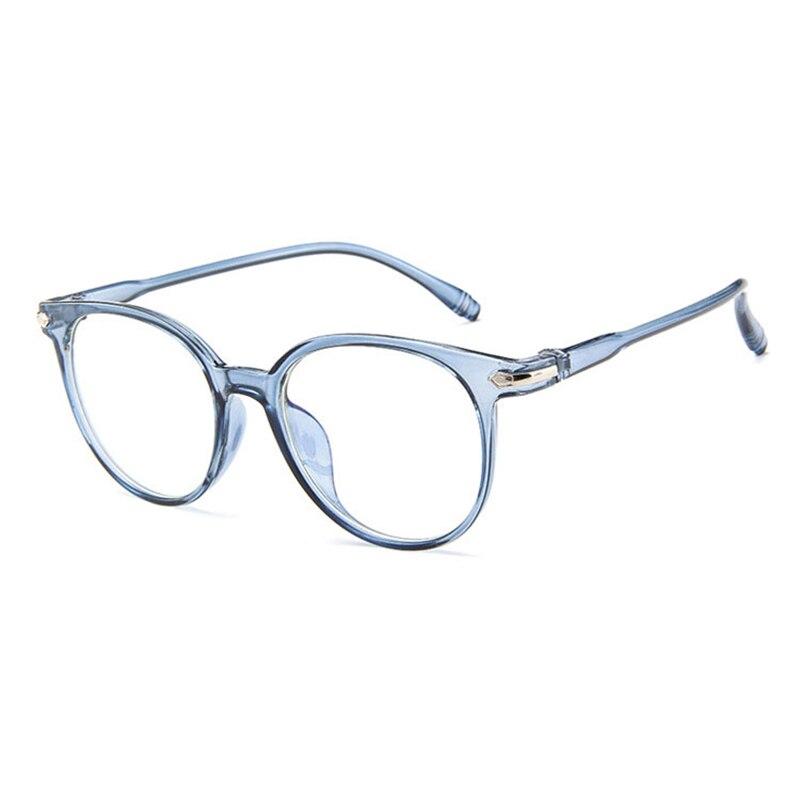 Модные прозрачные цветные очки в оправе Ретро оправы для женщин высококачественные женские очки|Женские очки кадры|   | АлиЭкспресс