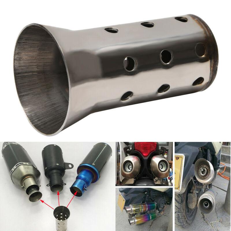 Universal 51mm Motorcycle Exhaust Can DB Killer Silencer Muffler Baffle Long