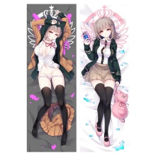 Dakimakura Case Body-Pillowcase Danganronpa Double-Sided-Bedding Anime Hugging Cool Nanami