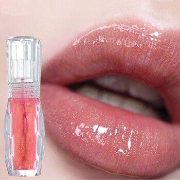 Moisturizer Lip Plumper Long Lasting Waterproof Glitter Liquid Lipstick Plump Lip Gloss Tint Clear Lipgloss Korean pudaier lip gloss liquid lipstick lipgloss glitter flip glitter lip glosses makeup matte lipstick shimmer long lasting cosmetics