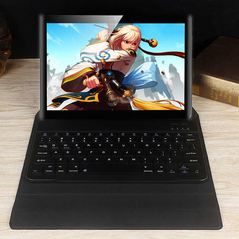 Android 9,0 OS 10 zoll tablet 3G Anruf eMMC Speicher 1280*800 IPS WIFI Tabletten 10 10,1 youtube GPS Pad 5MP Google Markt