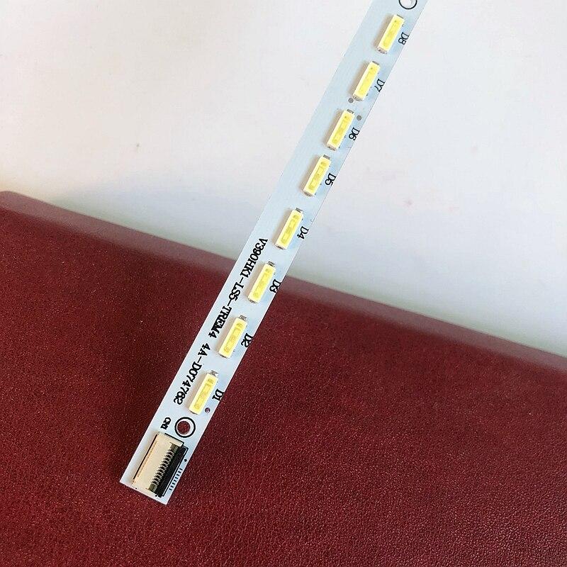 Алюминий светодиодный Подсветка полосы 68 лампа для LG 23,5 24 дюйма ЖК дисплей ТВ светодиодный 24K200D E88441 RF CY236B14 V236B1 LE1 TREF5 V236BJ1 LE1 Компьютерные кабели и разъемы    АлиЭкспресс