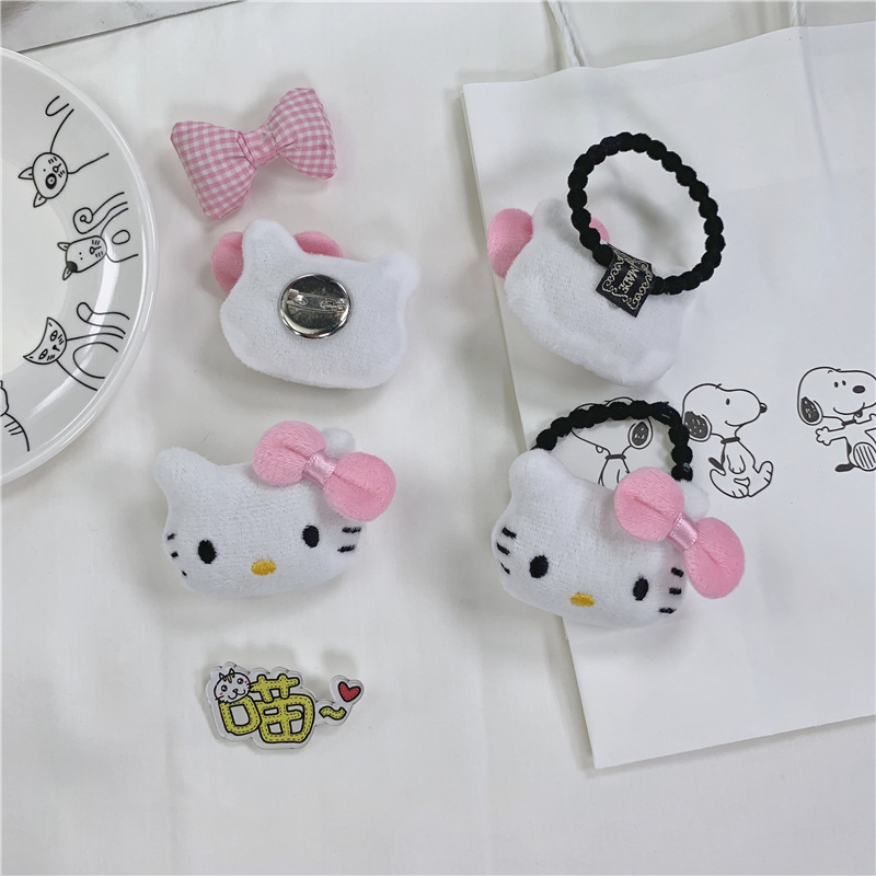 Beautiful Brooches For Women Fashion Cute Pink White Cute Cat Plush Brooches Pin Bag Accessories Party Jewelry Kids Gift 2019 Brooches Aliexpress
