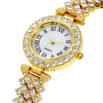 Ladies Watch Watch Leather Watch Casual Watch Fashion Watch Crystal Diamond Watch Stainless Steel Band WatchLuxury ladies watch watch guess watch