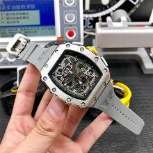 Limitde Edition Richard Automatic Watch Mens Watche