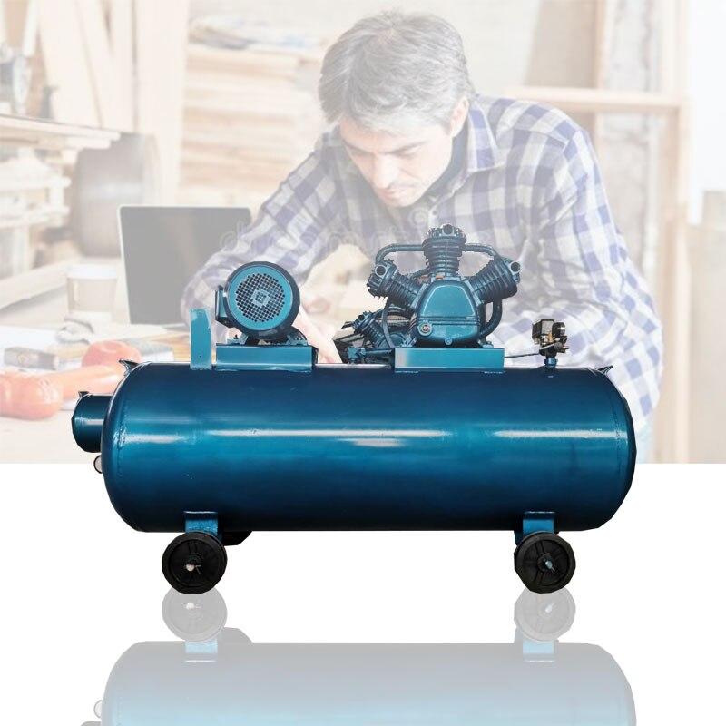 7.5kw Air compressor?Woodworking air compressor?Pneumatic tools, sandblasting tools?piston air compress