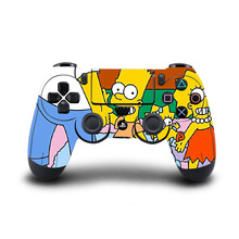 Japan Anime PS4 Controller Skin Sticker Vinyl Decal Sticker for Sony PlayStation 4 DualShock 4 Wireless Controller
