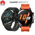 4001035199780 - Huawei GT2 reloj GT 2 GPS BT5.1 corazón Wate Monitor de presión arterial pulsera 5ATM impermeable deporte Smartwatch para Android iOS