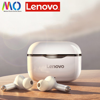 Lenovo LP1 TWS Earphone Bluetooth 5.0 Sport Earbud Noise Cancelling Mic