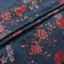 Высококачественная шелковая одежда ткань ручной работы сделай