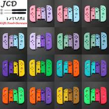 JCD DIY Replacement Housing joy-Con Shell Case Set for Switch NS NX Console and Right Left Switch Joycon Controller Shell