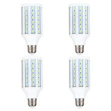 4 шт., светодиодные лампы E27 20 Вт 110 240 в 5500 к