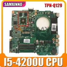 AKemy материнская плата для ноутбука HP Pavilion 14-N TPN-Q129 Core I5-4200U 14'6 дюймов материнская плата DA0U83MB6E0 SR170 216-0841009 Оперативная память