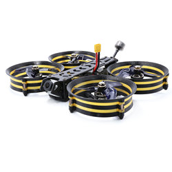 GEPRC CineGO HD CADDX VISTA DJI HD image transmission system STABLE PRO F7 DUAL BL32 35A FPV RC Drone
