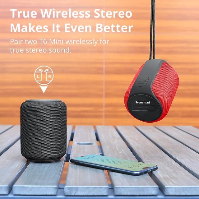 Tronsmart T6 mini Bluetooth динамик 1